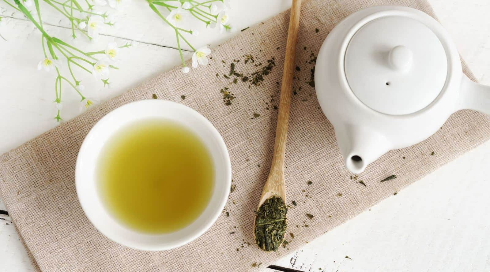 can you add milk to green tea? how does milk affect green tea?