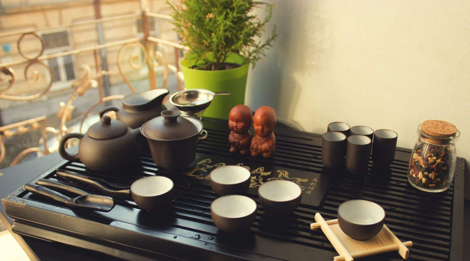 list gongfu tea sets tools and accessories
