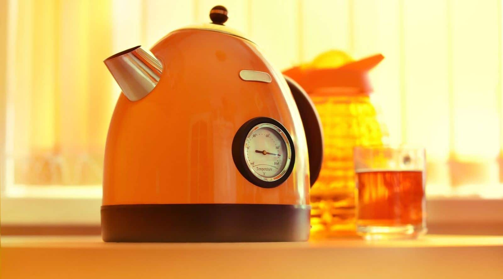 benefits of using electric teapots for loose leaf tea