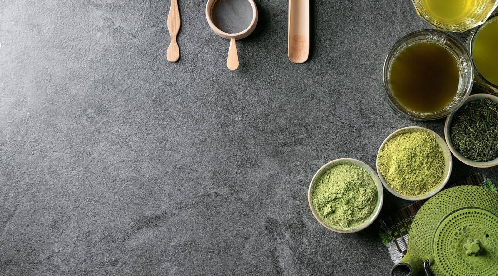 matcha tea vs. green tea – how are they different?