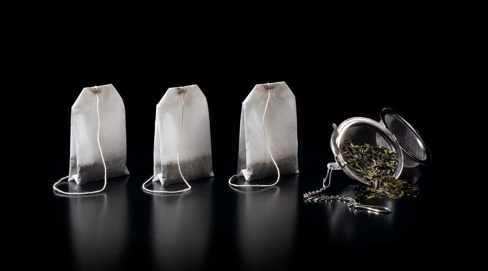 learn how the tea bag was accidentally invented
