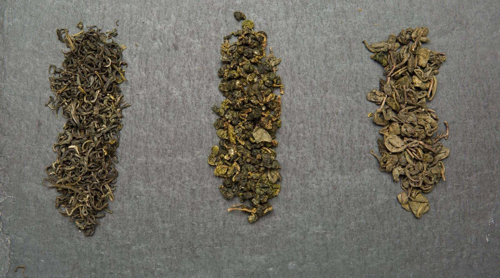 what are the different grades of tea?