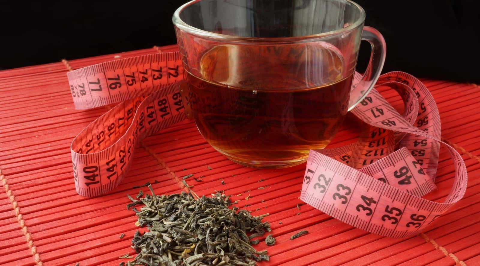 the 5 best teas to lose weight fast, #3 is my favorite