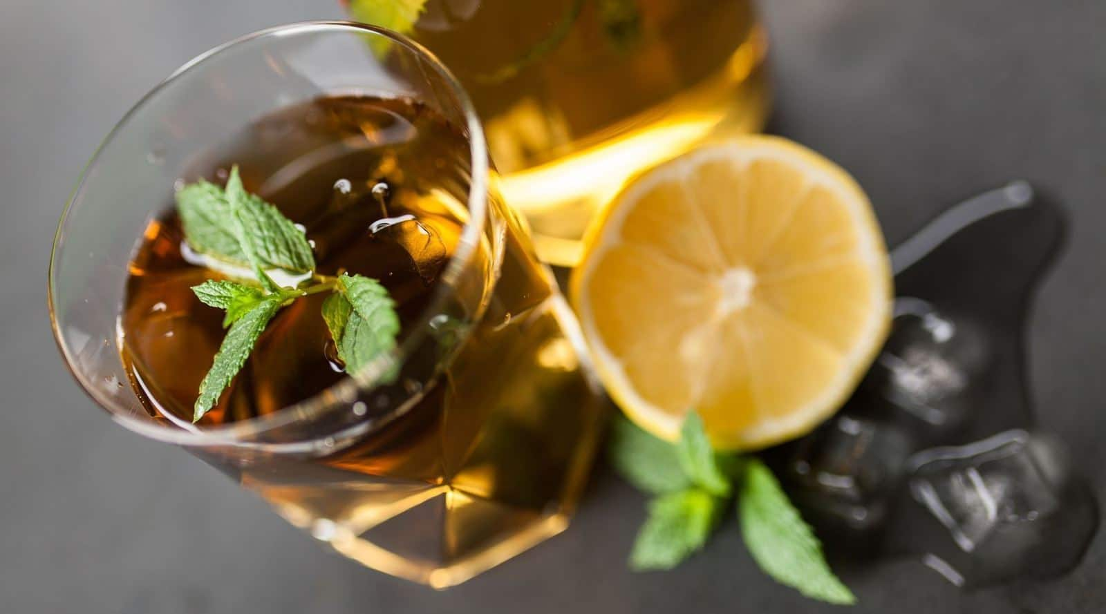 how to make iced mind tea … the authentic kind