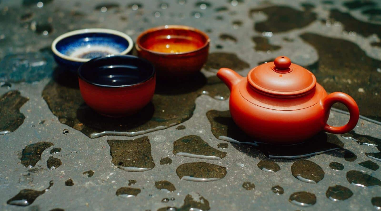 why chinese yixing teapots are so small?