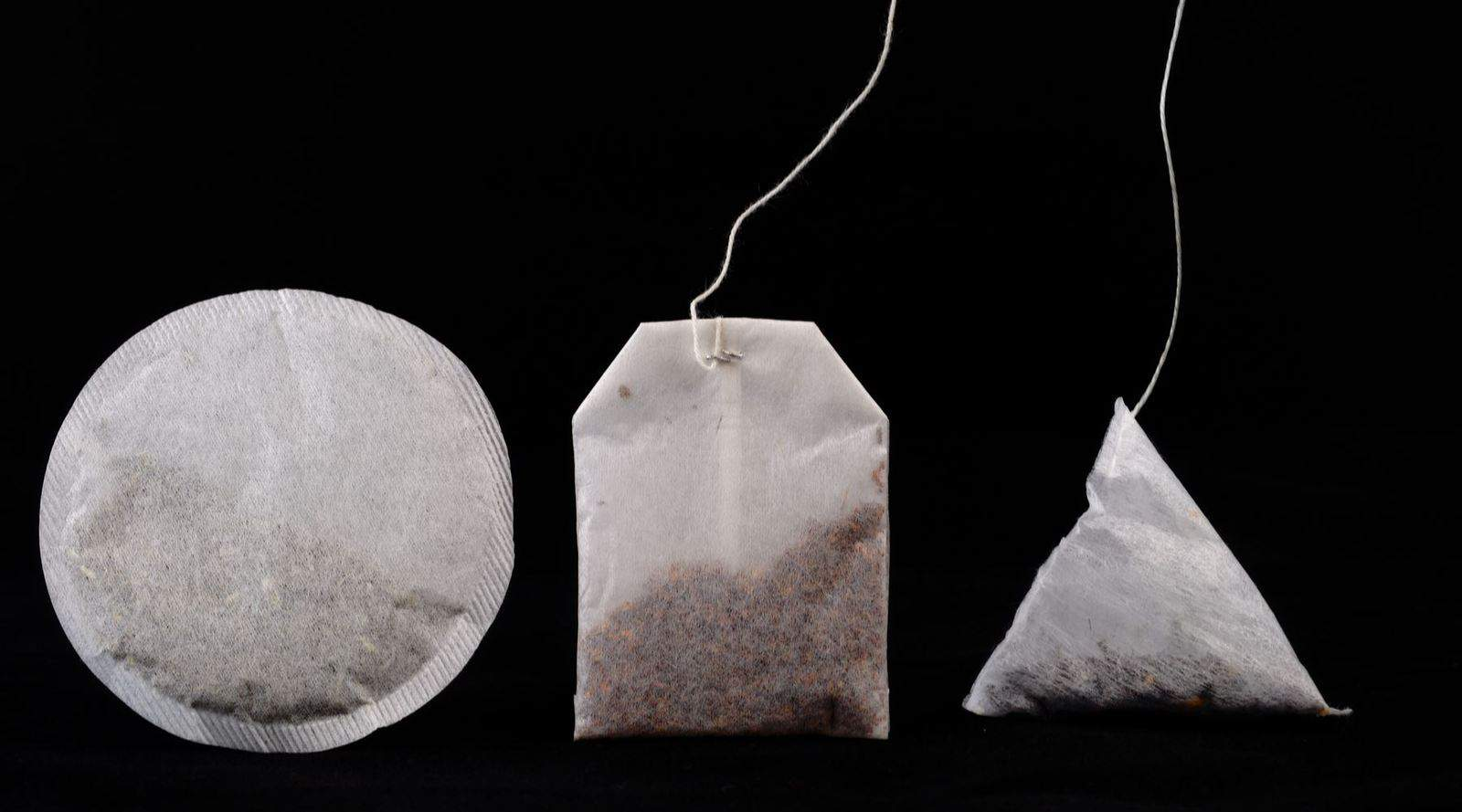 why some tea bags have string and others not